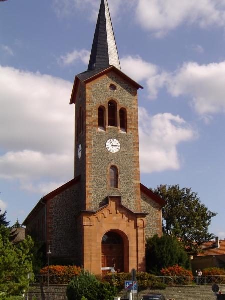 Kirche Schwalheim | Schwalheim-Rödgen | Die Evangelischen